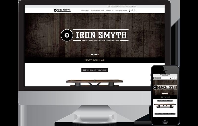 eCommerce website Pensacola FL